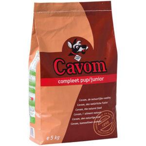 Cavom Compleet puppy/junior