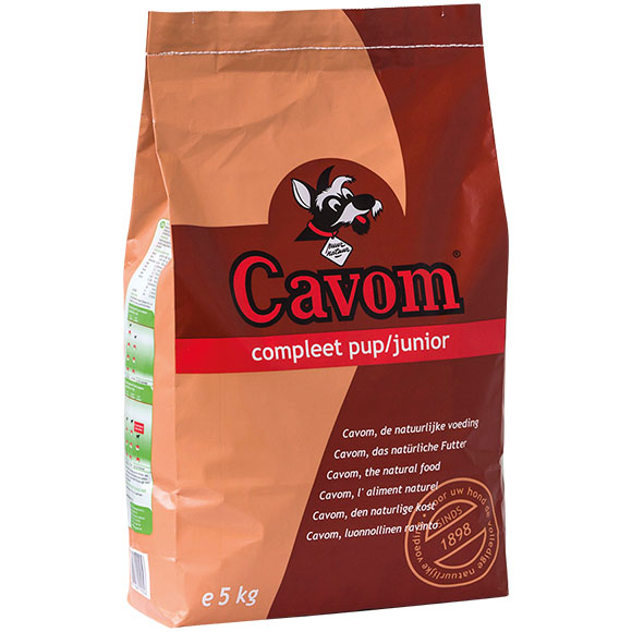 Cavom Compleet puppy/junior