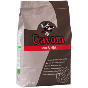 Cavom Compleet lam&rijst