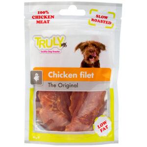 Truly dog chicken filet